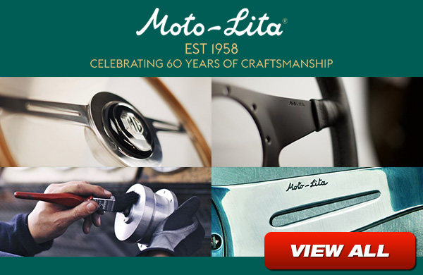 Moto-Lita Steering Wheels