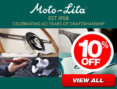 10% Off Moto-LIta