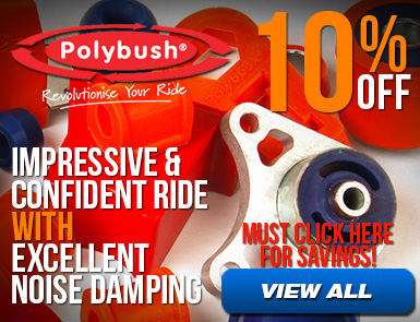 10% Off Polybush for a limited time