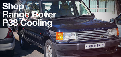 Range Rover P38 Cooling