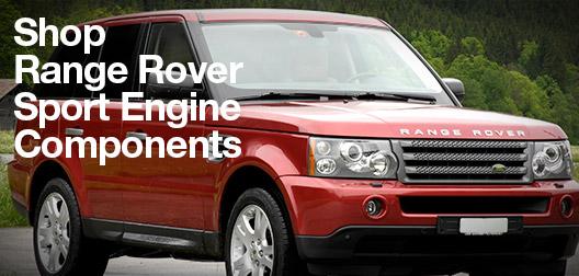 Range Rover Sport Engine Components
