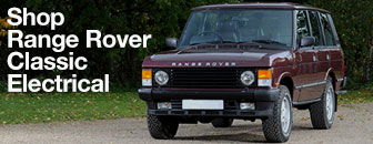 Range Rover Classic Electrical