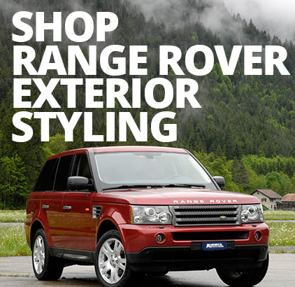Range Rover Exterior Styling