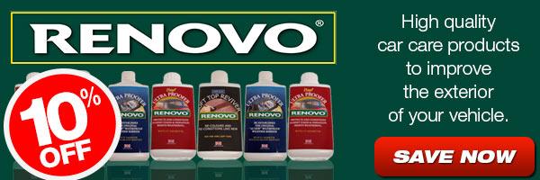 10% Off Renovo