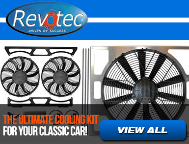 Revotec - The Ultimate Cooling Kit for your classic car