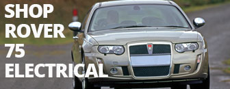 Rover 75 Electrical