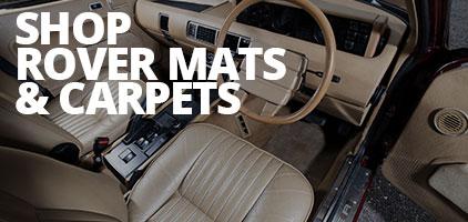 Rover Mats and Carpets