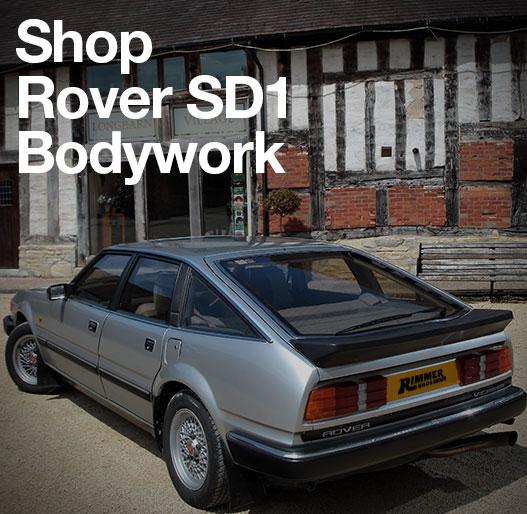 Rover SD1 Bodywork