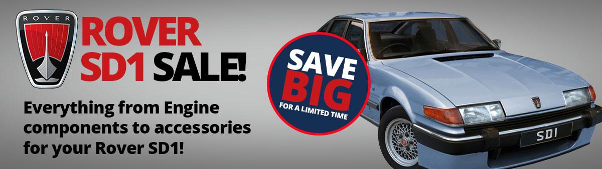 Rover SD1 Sale