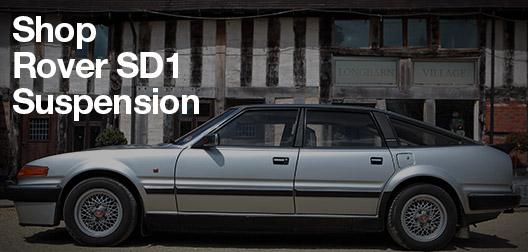 Rover SD1 Suspension