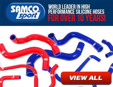 Samco - Thw world leader in high performance silicone hoses for over 10 years