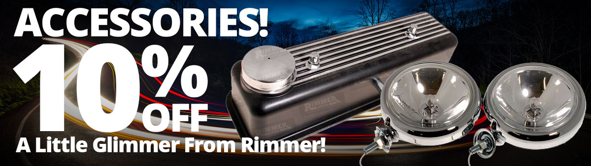 10% Off A Little Glimmer from Rimmer