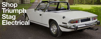 Triumph Stag Electrical