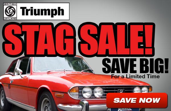 Triumph Stag Sale