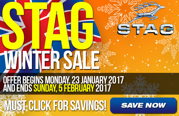 Stag Sale