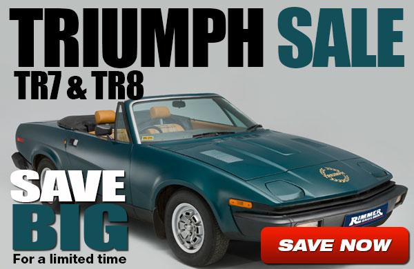 TR7 TR8 Sale