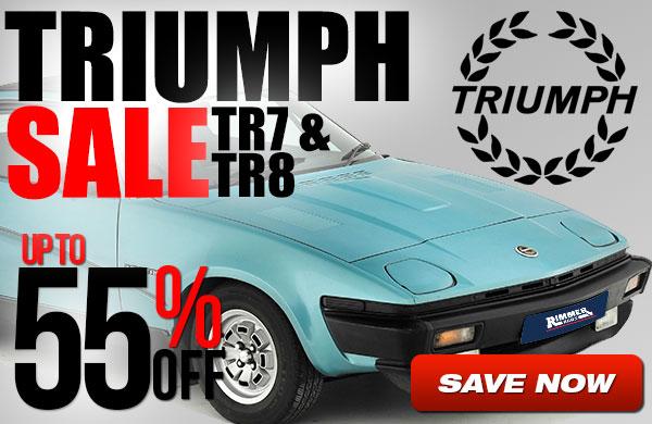Triumph TR7-TR8 Sale