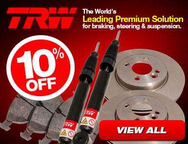 10% Off TRW
