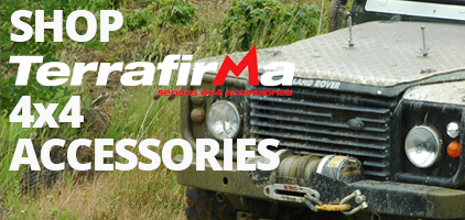 Terrafirma - Serious 4x4 Accessories