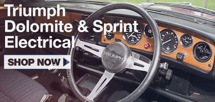 Triumph Dolomite & Sprint Electrical