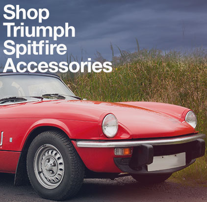 Triumph Spitfire Accessories