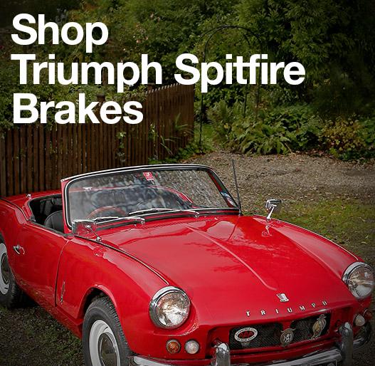 Triumph Spitfire Brakes