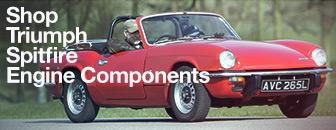 Triumph Spitfire Engine Components