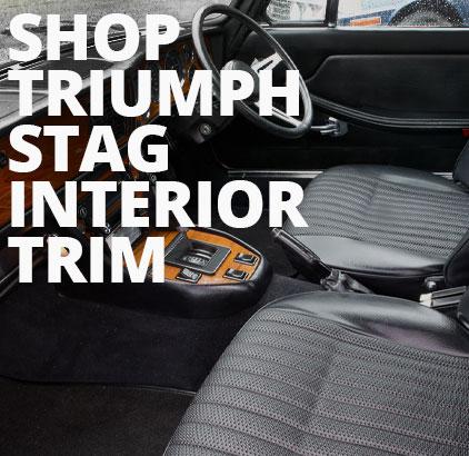 Triumph Stag Interior Trim