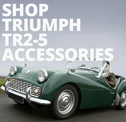 Triumph TR2-TR5 Accessories