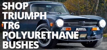 Triumph TR6 Polyurethane Bushes