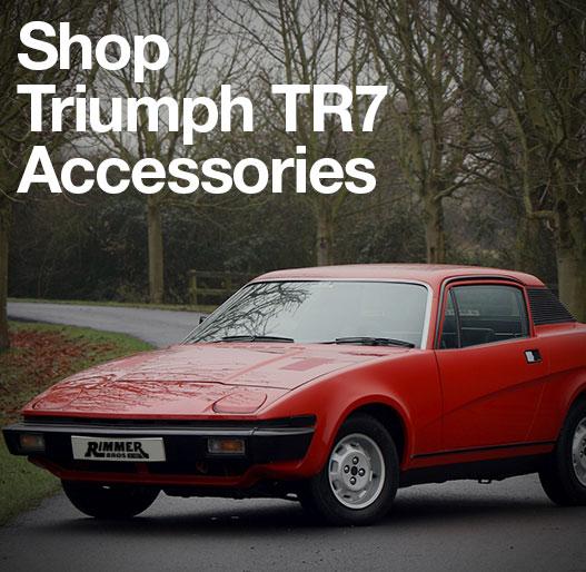 Triumph TR7 Accessories