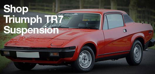 Triumph TR7 Suspension