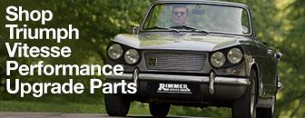 Triumph Vitesse Performance Upgrade Parts