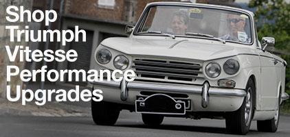 Vitesse Performance Upgrade Parts