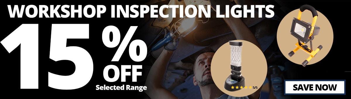 Workshop Inspection Lights Sale