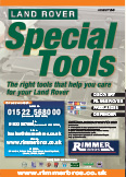 Land Rover Special Tools