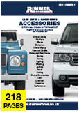 Land Rover and Range Rover Accessories