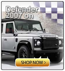 Land Rover Defender 07 on
