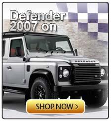 Land Rover Defender 07 on