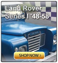 Land Rover Series I '48-58