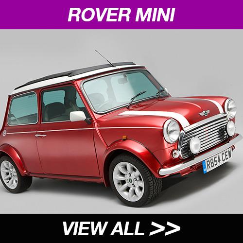 Rover Mini Mudflaps