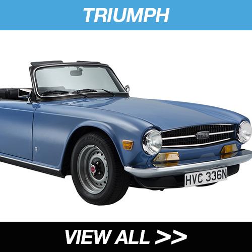 Triumph Mudflaps