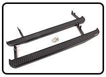 Range Rover Classic 50th Anniversary Sale Side Steps/Rock Guards