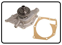 Range Rover Classic 50th Anniversary Sale Water Pumps