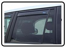 Range Rover Classic 50th Anniversary Sale Wind Deflectors