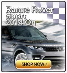 Range Rover Sport 2014 On