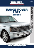 range rover L322 2018
