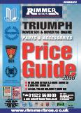 Triumph Price Guide 2016
