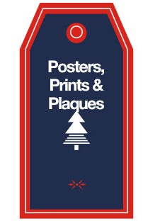 Posters, Prints and Plaques