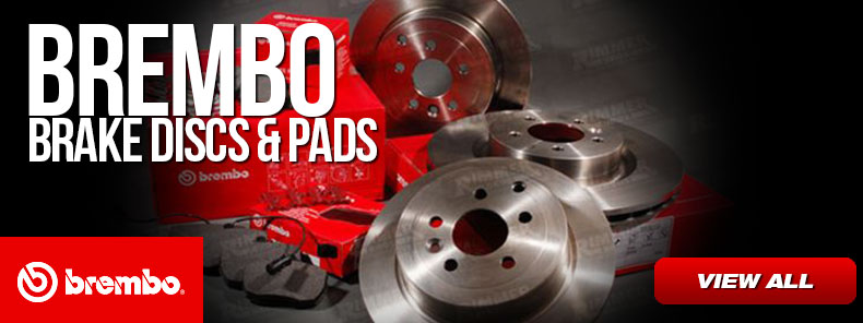 Brembo Brake Discs and Pads